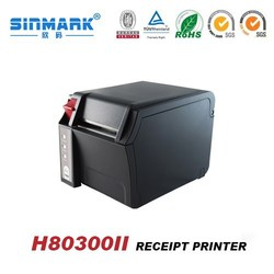 garment and satin label printing machine/80mm dot matrix receipt printer