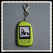 keychain digital photo frame can play photos