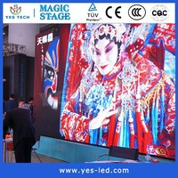 P5.9 Outdoor Full Color LED RGB Module Display Stage Background Board