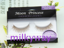 hot sale new look double fashion hand made horse fur eyelash