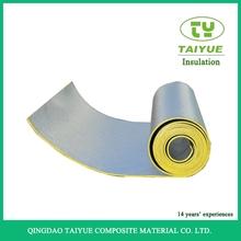 UV Resistant aluminum foil EPE foam roof heat insulation material