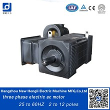 made in China 75kw three phase electric induction ac motor