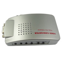 VGA to Video converter/PC TO TV