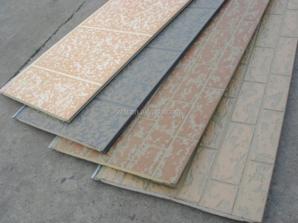 Cheap Facade Panels Pu Exterior Wall Panel Pattern For Prefabricated House Buy Cheap Facade