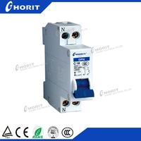 Made In China Dpn 1p+n Electric Elcb Rccb Residual current Circuit Breaker Miniature Circuit Breaker
