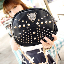 country fashion trends handbags fashion small cool bag stylish studded shoulder bags A152
