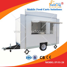Direct Factory Mobile Food Restaurant for Sale Saidong FVR55-28