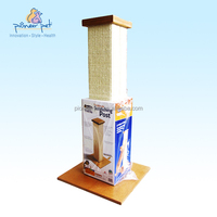 Ultimate scratching post / Top quality cat scratcher/ Lovely cat scratching post