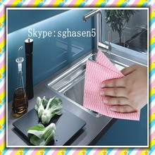 [FACTORY] Reusable nonwoven cleanroom wiper,cleanroom cleaning cloth,absorbent cleanroom wiping rags