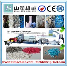 Automatic plastic pelletizer