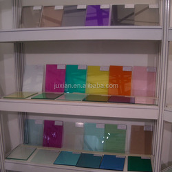 Clear/Colorful Laminated Glass Price,Laminated Glass thickness with CE&TUV,Safety Glass for building
