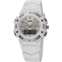 boys and girls water sport products 3atm water resistant skmei led digital japan quartz dual movement sport men watch