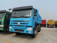 China Famous Brand Sinotruck 18-20m3 6x4 howo 10-wheel rental dump truck