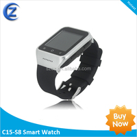 2014 newest vogue smart watch android 4.4 3G/WIFI/GPS china mobile phone