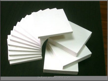 Totally extrusion technolgy pvc plastic sheet pvc decorative sheet plastic products
