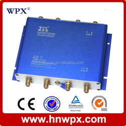 Duralumin IP65 N port J/K tv surge protection device
