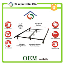 cheap metal bed frame fabrication