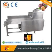Leader industry passion fruit separating machine