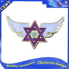 High quality cheap custom army badges for sale