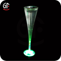 Party Decoration Free Sample Cheap Custom Led Flash Margarita Cup