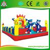 inflatable water island amusement rides for sale JMQ-J111B