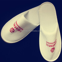 raw material to manufacture hotel slipper / cheap hotel slipper / hotel used cotton slipper