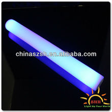 LED flashing light up baton with customized logo