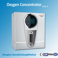 Professional household and Medical Molecular Sieve family 1L oxygen concentrator