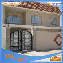 AS1926.1 -2012 China Factory Durable Decorative Steel main gate design