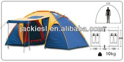 1HT-108 family tent camp