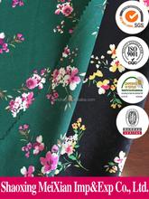 75D 100% Polyester printed chiffon fabric