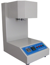 Pe and pp melt flow index tester