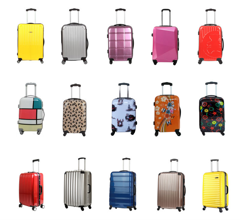 new design beautiful butterfly luggage travel bag,luggage bag,trolley luggage bag