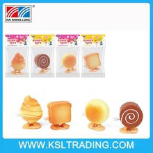 2015 new promotion mini bread wind up toy can put in the eggshell