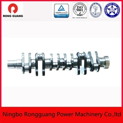 engine spare parts crankshaft for cummins engine 4B,6B,ISB,ISF,6C,6L,N14,QSM,NT,K19,K38,K59