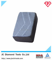 diamond segment cutter for tools
