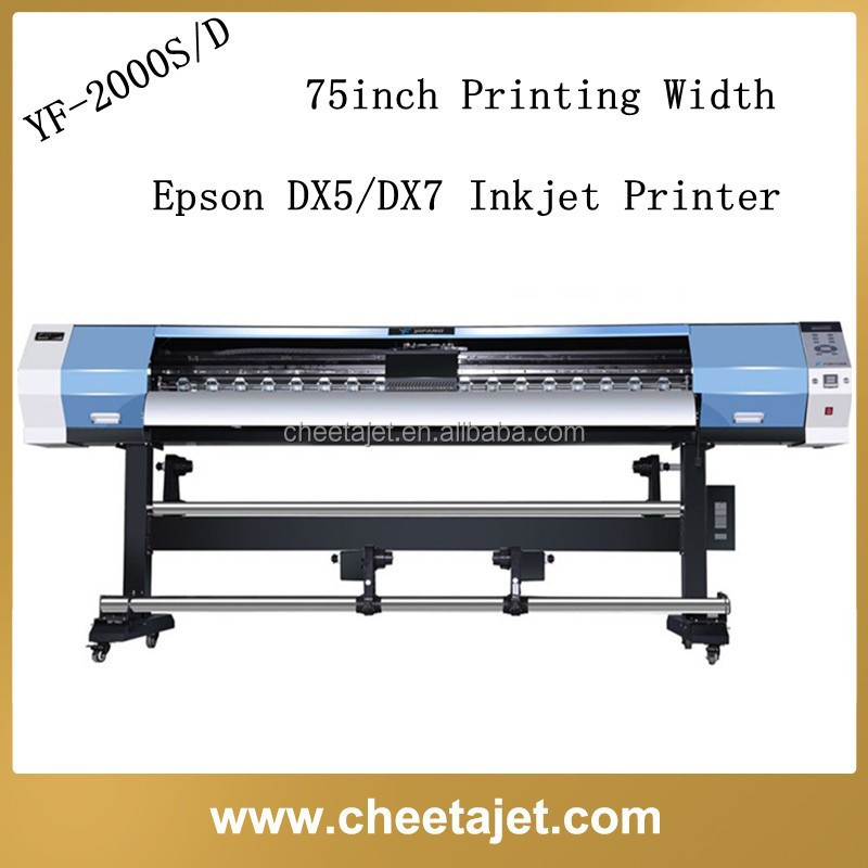 2015 Reasonable Price New Vinyl Sticker Printing Machine