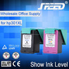 Professional refillable ink cartridge auto reset chip for hp 301 made in China