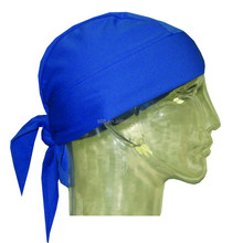 wholesale royal blue polyester fabric summer frozen sports headwear