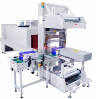 ST-6040+BSE-6040A Sleeve sealing and shrink machine(shrink wrapping machinery,sleeve machine,shrink packer)