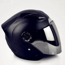 New Model Good Quanlity black red SCOOTER FULL MOTORCYCLE HELMET, sport adult bike helmet