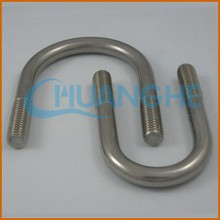 China u bolt with washer and nut