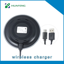 New design factory price charger table qi wireless charger furniture for galaxy s4