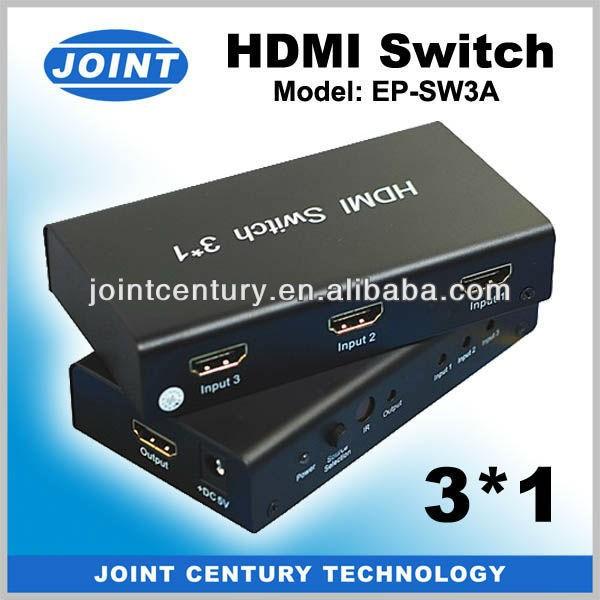 Box Hdmi to Rca Hdmi And Rca Switch Box