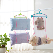Wholesale and Retail Terylene White Pillow and Doll Dry and Storage Mesh Net Bag