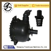 Honda 5.5hp OHV commercial engine, and silicon carbide mechanical seal