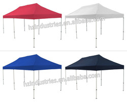 Cheap price gazebo used car with high quality