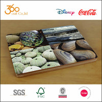 Heat resistant cork placemat, tablemat