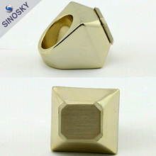 Good quality new style new design alloy finger ring designs men