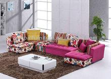 comfortable sectional sofa, corner sofa furniture L6063#